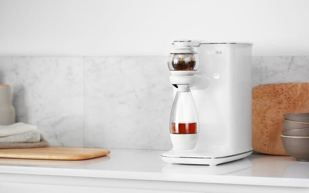 Whoa — This $400 Machine Is Like a Keurig but For Tea