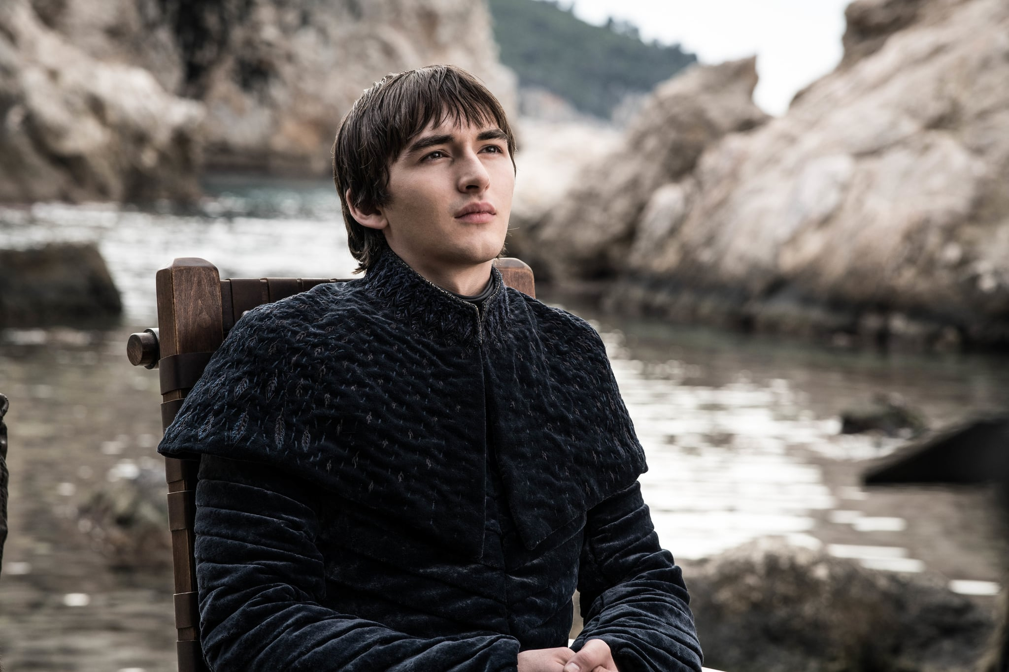 Isaac Hempstead-Wright Quotes On The Game Of Thrones