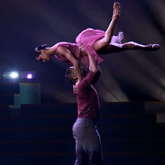 Misty Copeland Dancing at the 2019 American Music Awards