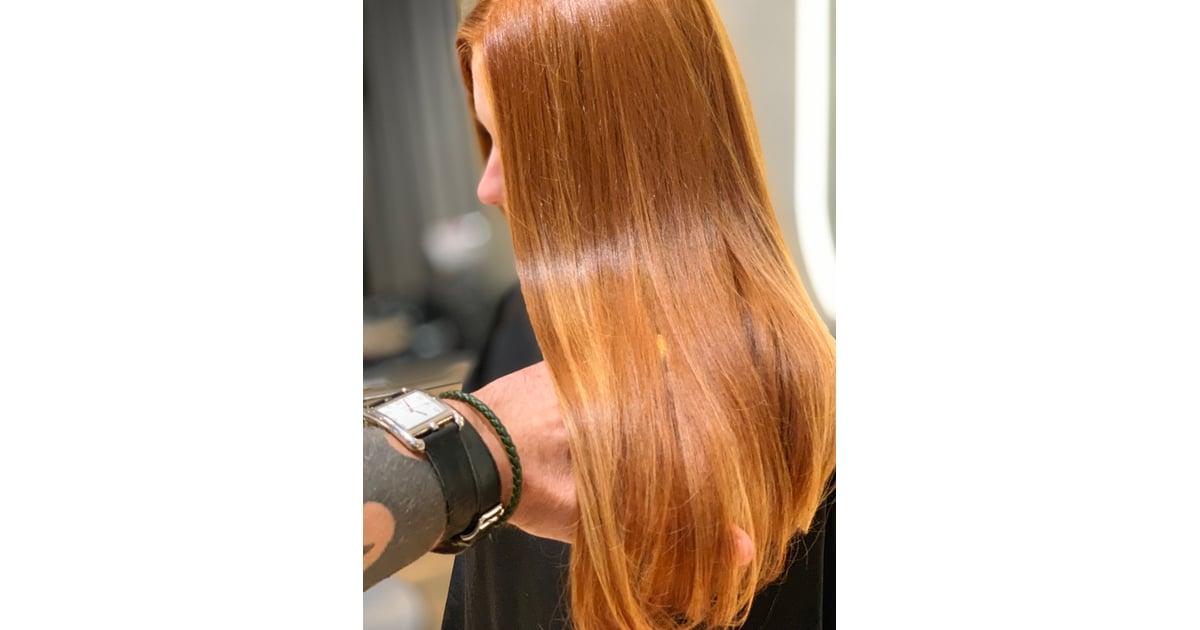 Upkeep  Copper Hair Dye Process  POPSUGAR Beauty Australia Photo 11