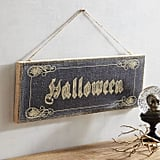 Pier 1 Imports Halloween Canvas Wall Decor