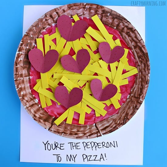 17 Easy Paper-Plate Valentine's Day Crafts For Kids