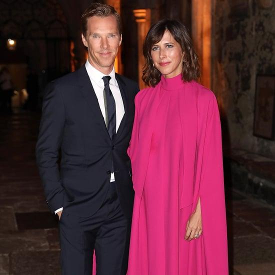 Benedict Cumberbatch & Sophie Hunter Doctor Strange Premiere