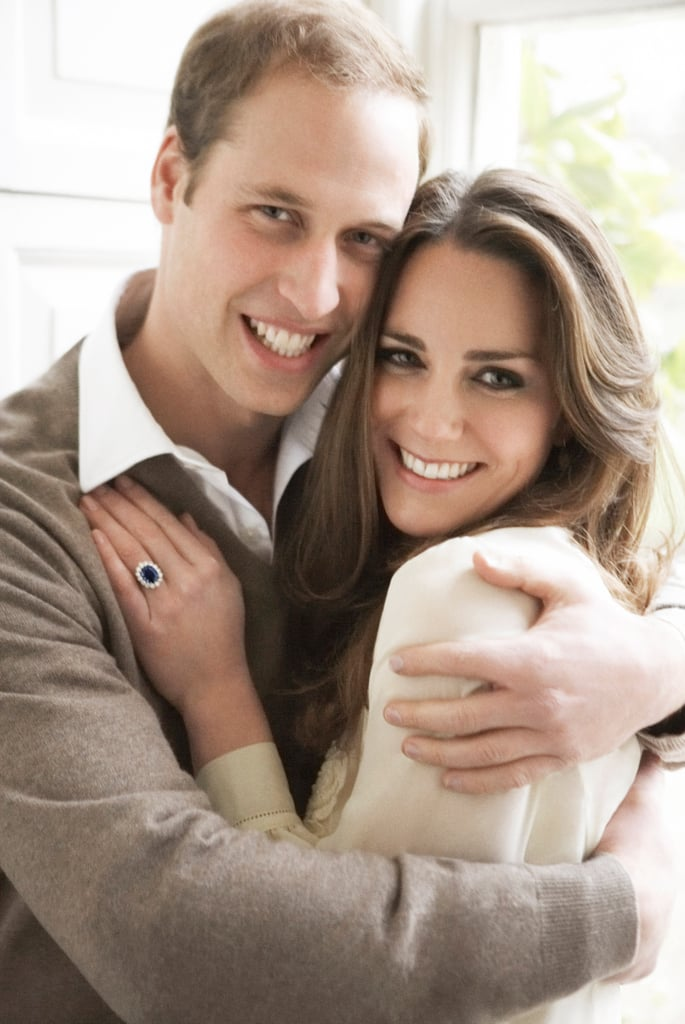 Pictures of Prince William and Kate Middleton
