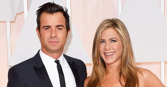 Jennifer Aniston, Justin Theroux Had Emily Blunt, John Krasinski Over to Watch the Debate