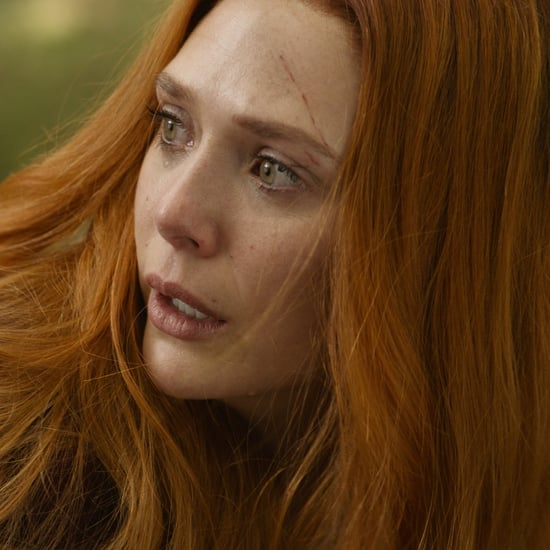 Who Plays Scarlet Witch in Avengers?