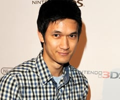 Interview With Glee's Harry Shum Jr on Crazy Fans, Glee Live Tour, Fitness Secrets and Emma Watson
