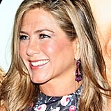 Jennifer Aniston Hits the Town in Her Girly Getup After a Big London Premiere