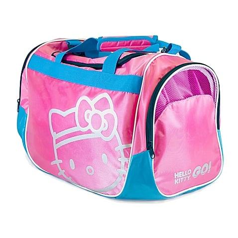 Hello Kitty Duffel Bag ($23)