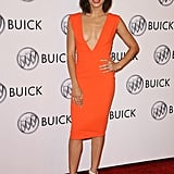 Jenna Dewan Tatum at a Buick test-drive launch in 2015.
