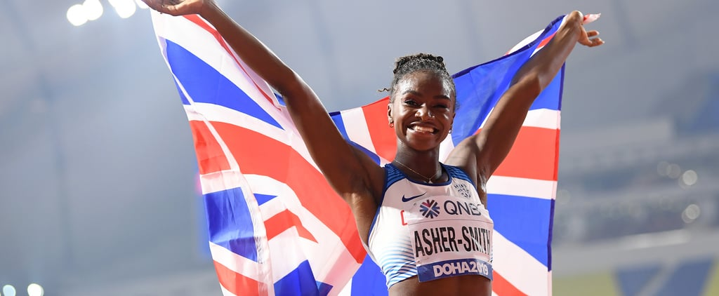 Who Is British Sprinter and World Champion Dina Asher-Smith?