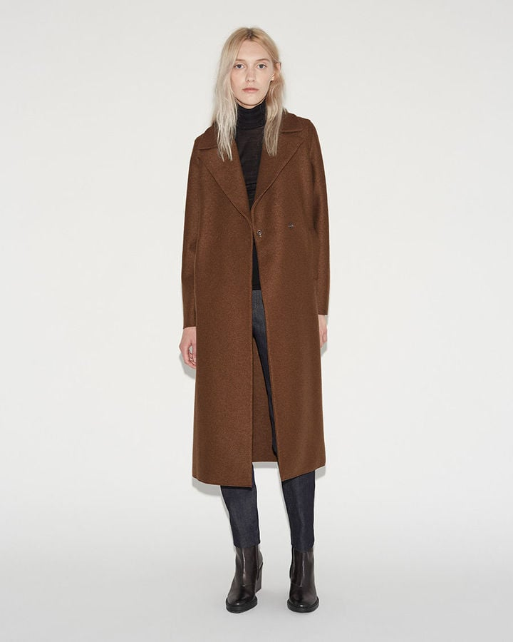 Harris Wharf London Boxy Duster Coat ($755)