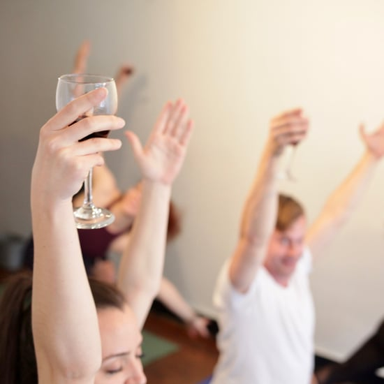 Is Drunk Yoga Safe?