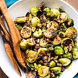 Sautéed Brussels Sprouts With Mustard and Hazelnuts
