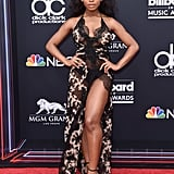 Normani Attends the 2018 Billboard Music Awards