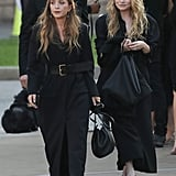 Mary-Kate and Ashley Olsen's Dresses at CFDA Awards 2018