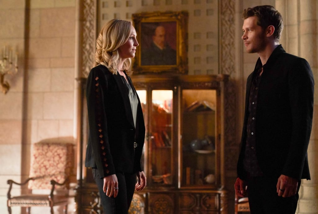 Reactions to Klaus and Caroline on The Originals Finale