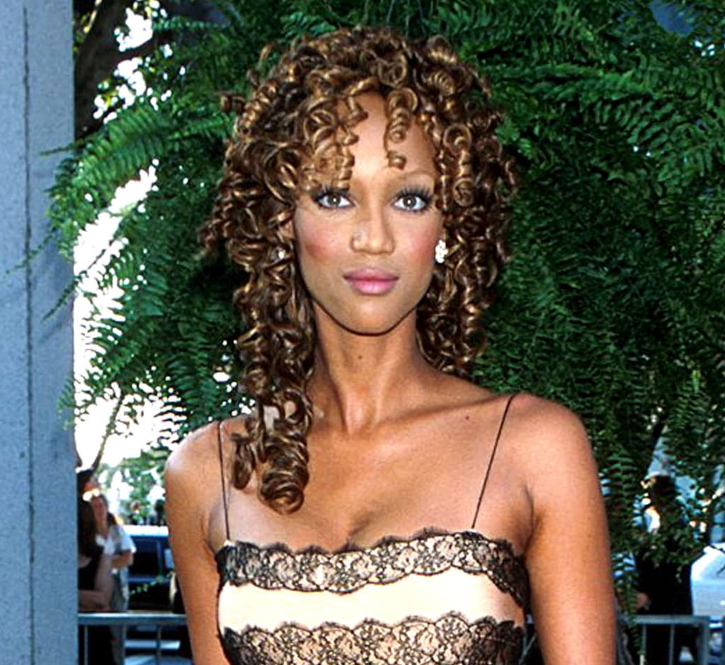 Tyra Banks On The Runway: Worst Oscars Hair And Beauty
