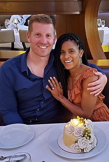 Personal Essay by a Black Woman Married to a White Man
