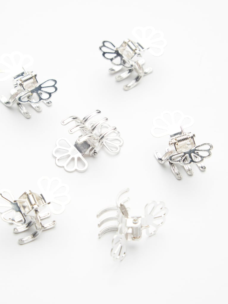 Mini Butterfly Clips ($14)