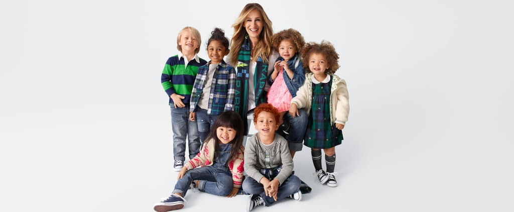 Sarah Jessica Parker Gap Kids Collection Fall 2018