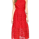 Cynthia Rowley Lace Back Dress ($495)