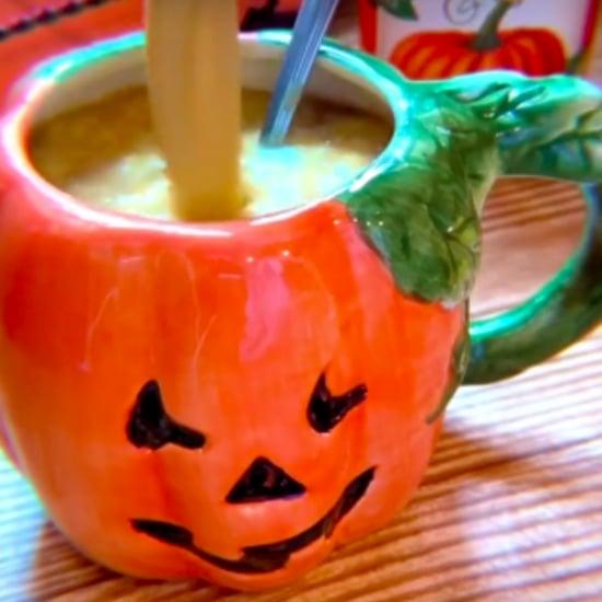Vegan Keto-Friendly Pumpkin Spice Latte Syrup Recipe