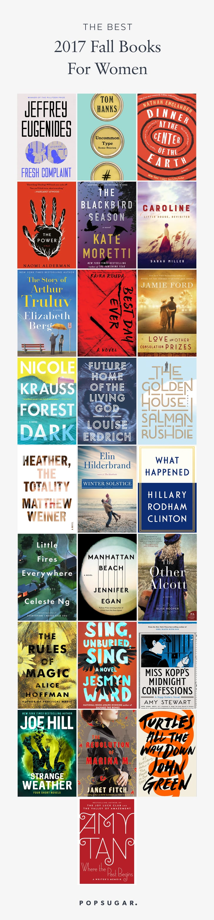 Our Favorite Books of the Year — You Won't Be Able to Put Them Down!