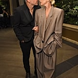 Lady Gaga and Christian Carino at Elle's 25th Annual Women in Hollywood Celebration