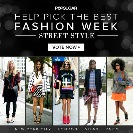Celebrities at paris fashion week spring 2014 popsugar Fashion style games online