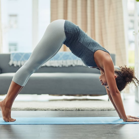 How to Transition From Downward Dog to Lunge