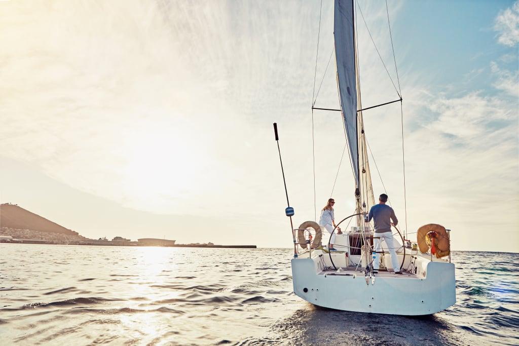 Take a Sailing Trip