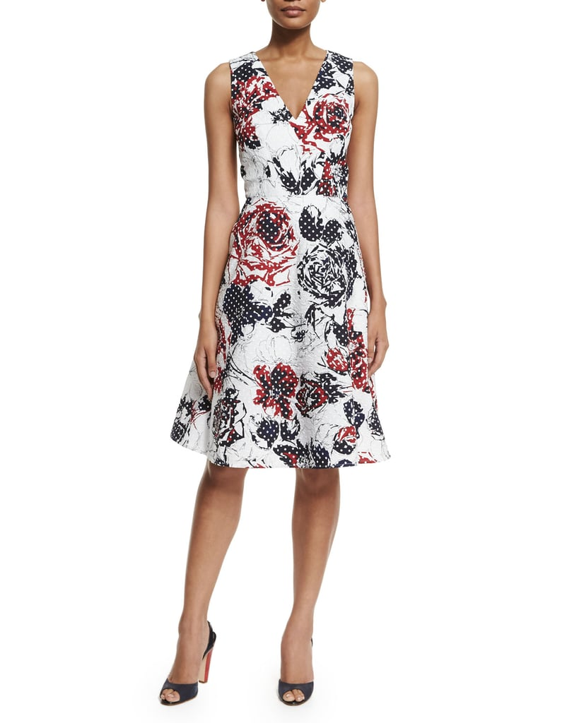 Michelle's Carolina Herrera Dress
