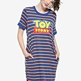 Her Universe Disney Pixar Toy Story Striped Ringer T-Shirt Dress