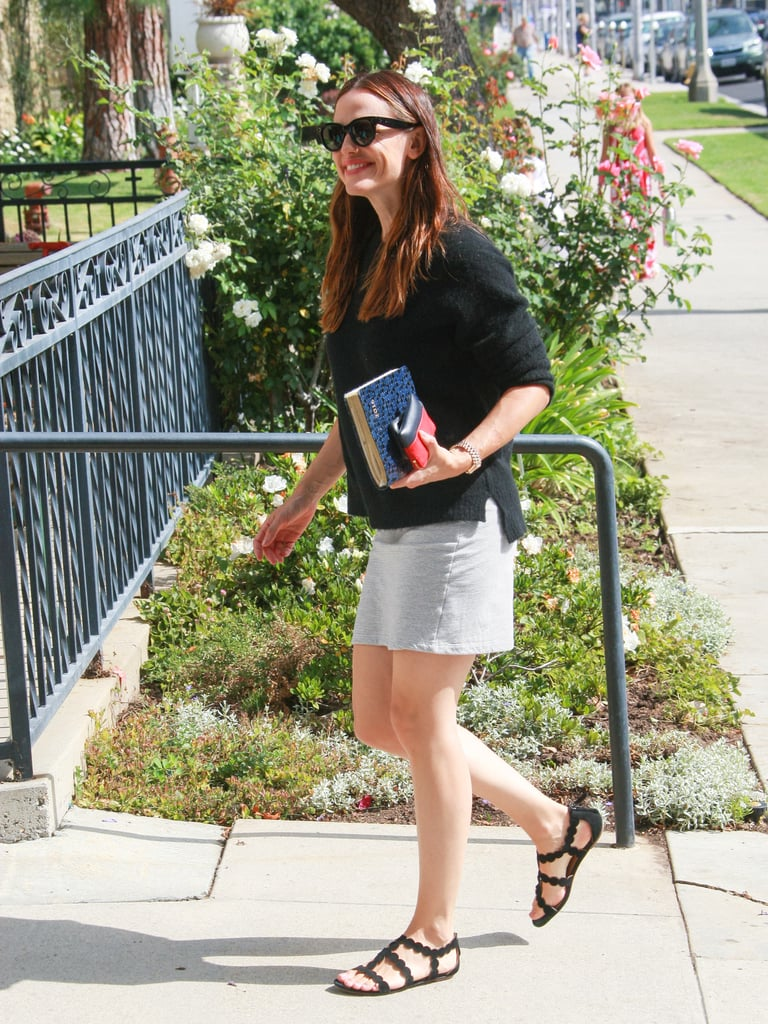 Jennifer Garner in LA August 2016