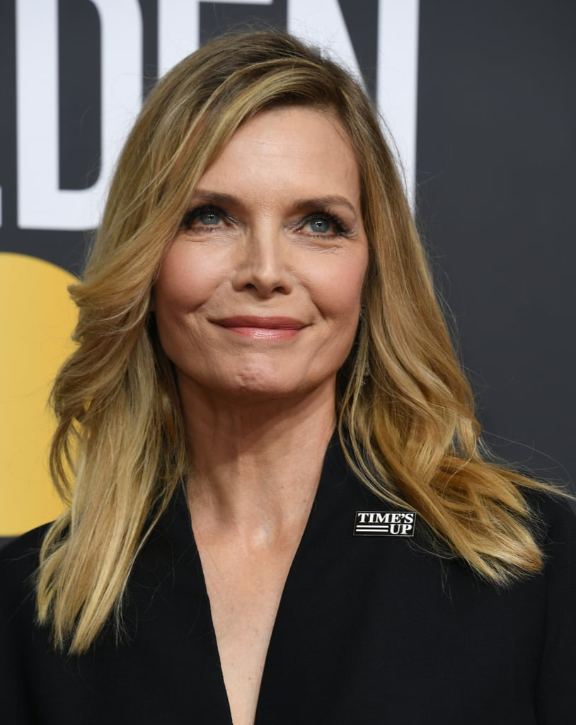 Michelle Pfeiffer Celebrity Hair And Makeup At The 2018