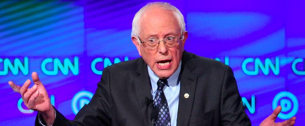 Bernie Sanders Joke About GOP Candidates and Mental Health