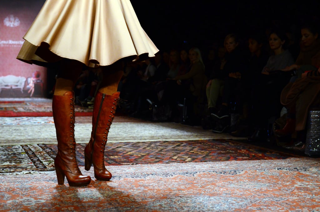 Boots Made For Strutting