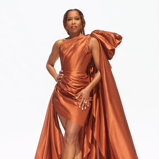 Regina King's Oscar de la Renta Dress at NAACP Image Awards