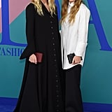 Mary-Kate and Ashley Olsen in June 2017