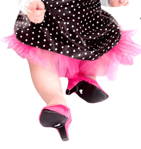 Heelarious Baby's First High Heels