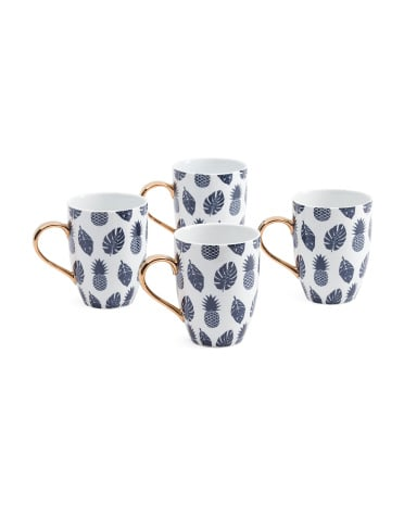 4 Palm Beach Mugs ($17)