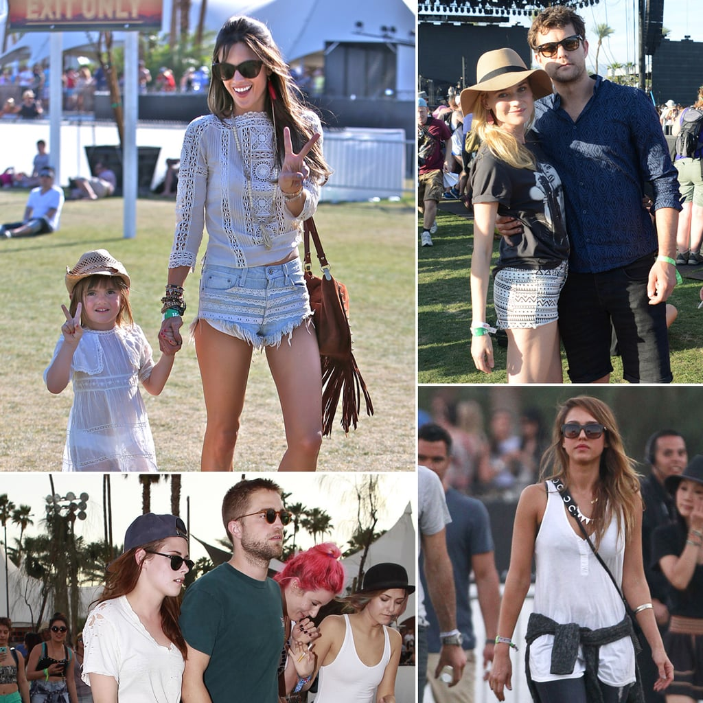 Celebrities at Coachella 2019 Pictures | POPSUGAR Celebrity