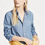 Polo Ralph Lauren Relaxed-Fit Chambray Shirt