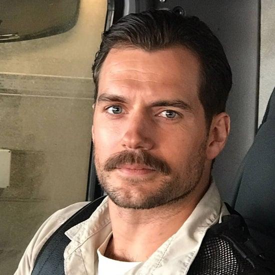 Henry Cavill Mustache Instagram Video