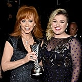 Are Kelly Clarkson and Reba McEntire Related?