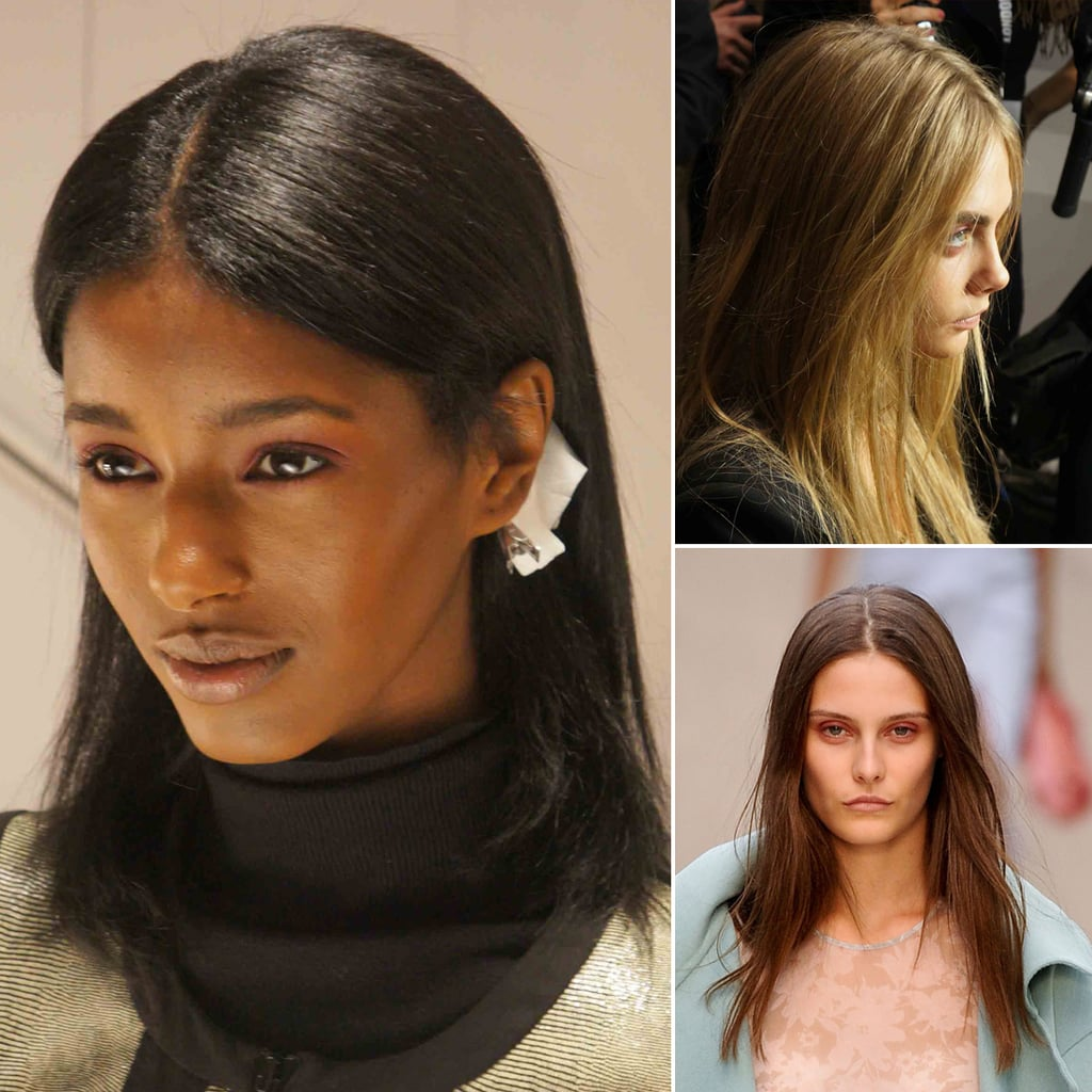 Burberry Prorsum Spring 2014 Beauty   Backstage Pictures