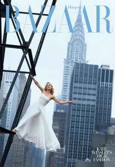 Kate Winslet does Harper's Bazaar august 09