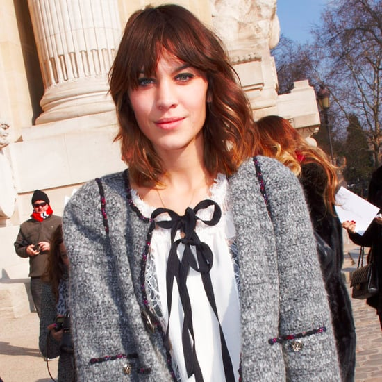 Alexa Chung Outfit Regret