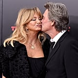 Goldie Hawn and Kurt Russell, 2015